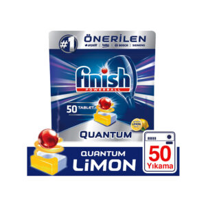 قرص فینیش کوانتوم لیمویی 50 عددی